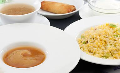 中華街でコース料理や飲み放題を楽しめるフカヒレ専門店