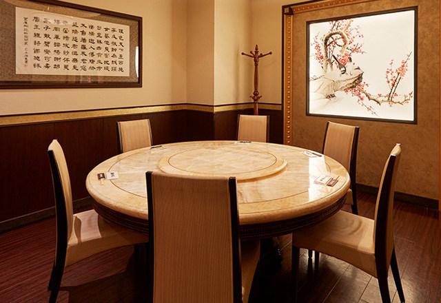 中華街でランチを楽しむならコースも用意している【横浜中華街 フカヒレ専門店 廣翔記】~個室あり~